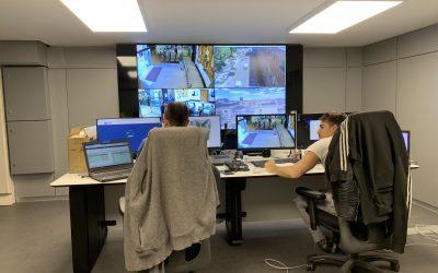 Centro de Control «La Estrella» FNMT Madrid