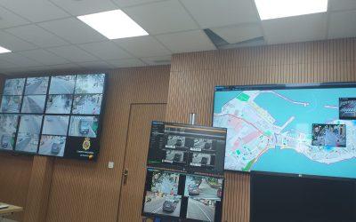 Centro de Control Policia Nacional en Ceuta